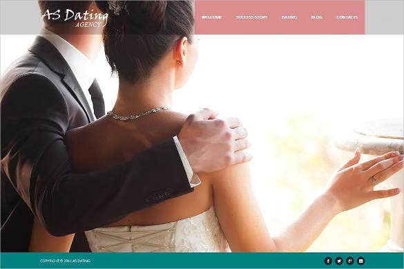 Joomla dating theme
