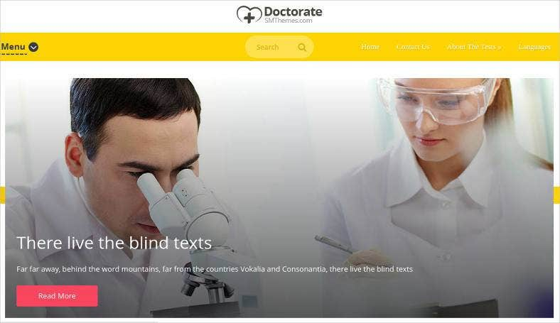 doctorate lab website template 788x455