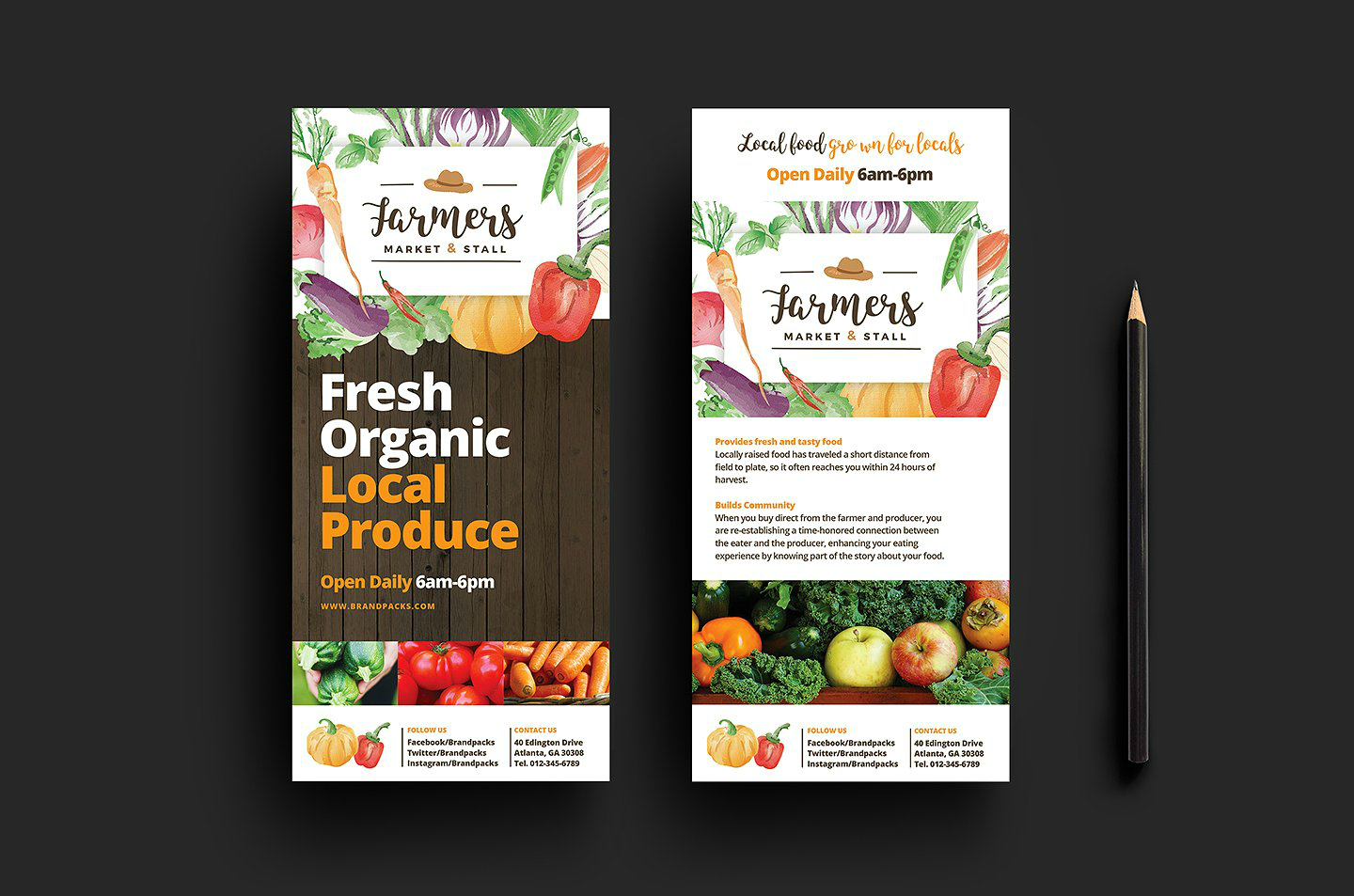 farmers-market-rack-card-template