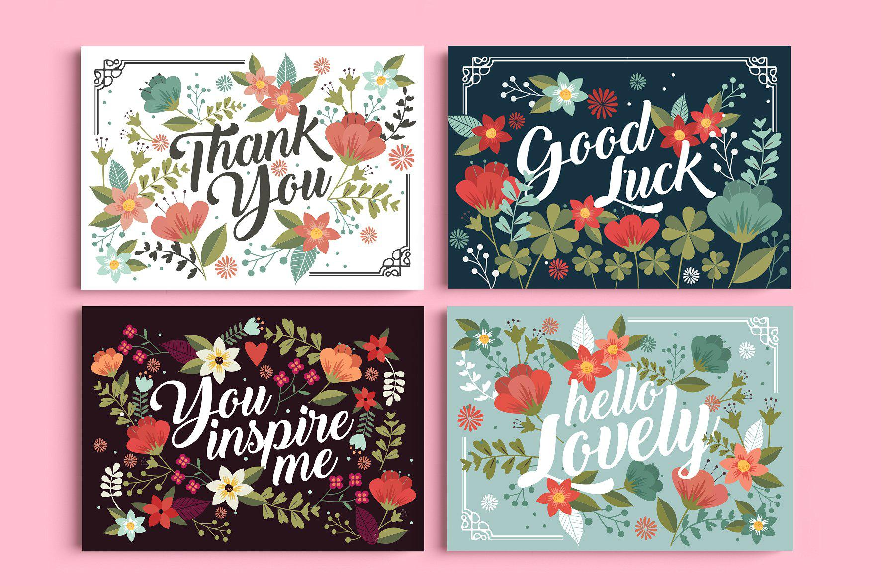 floral-printable-postcard