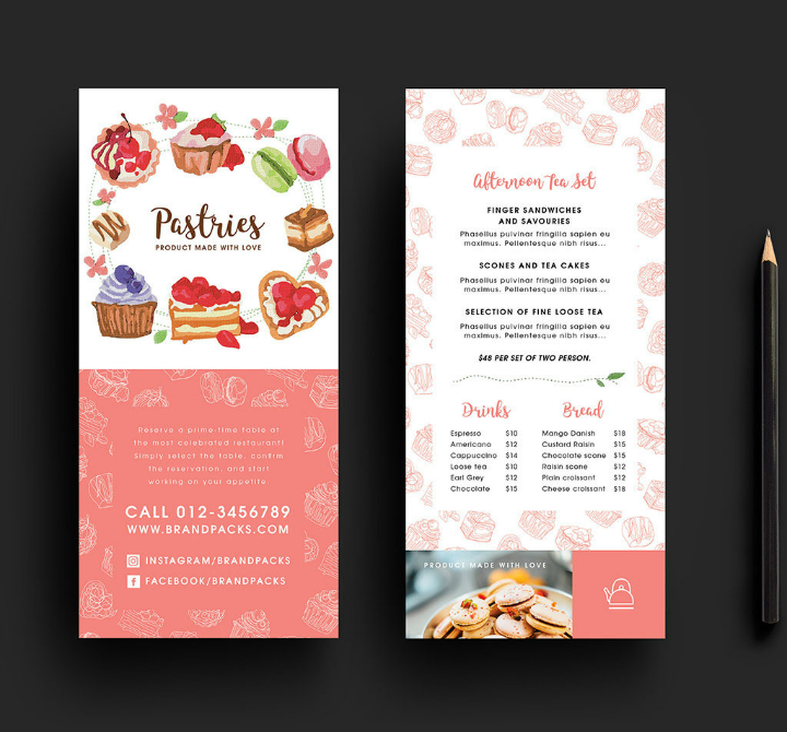 free-bakery-rack-card-template