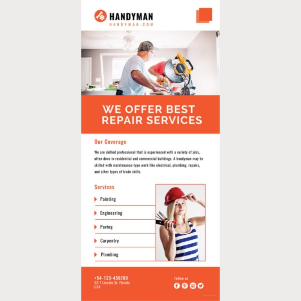 free-handyman-rack-card-template