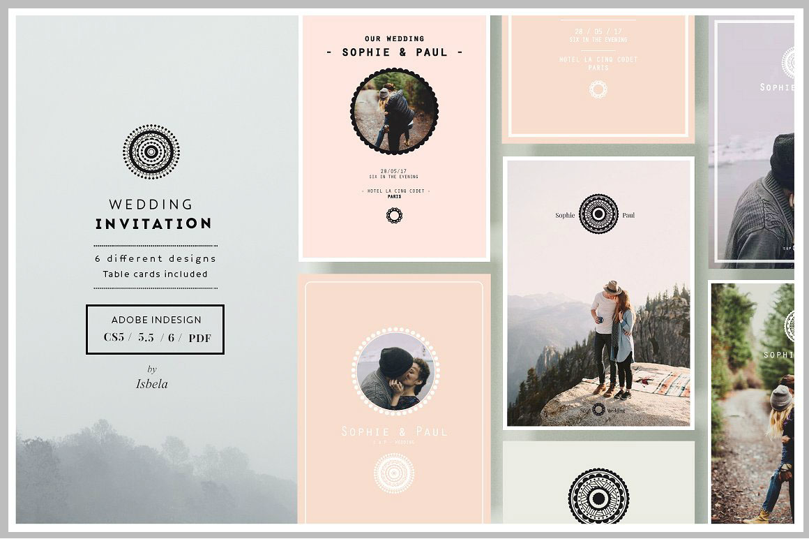 free-wedding-invitation-card-design-template