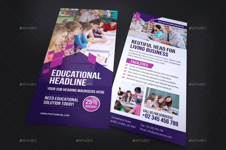 college-in-design-rack-card-template