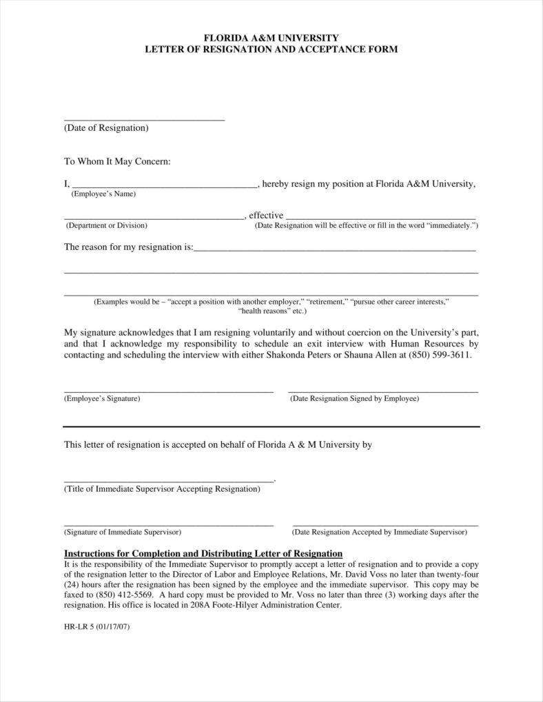 illness immediate resignation letter free pdf download 11 788x1019