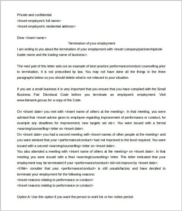 job-termination-letter-by-employee-download