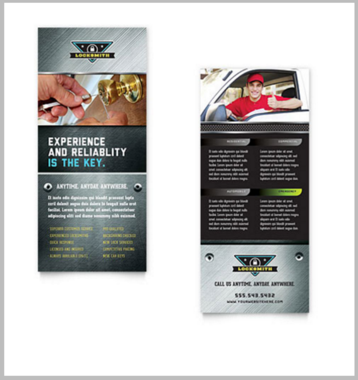 locksmith-in-design-rack-card-template-design