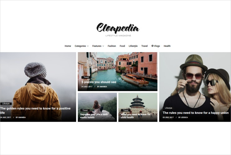 magazine-blog-website-template