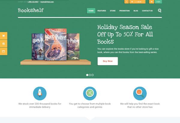 media online store wordpress theme