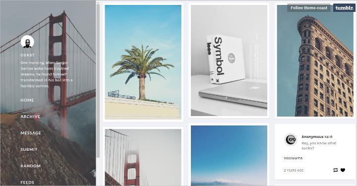 minimal-grid-tumblr-theme