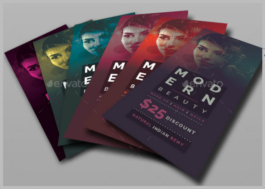 modern-beauty-rack-card-template