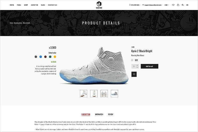 modern ecommerce website 788x524