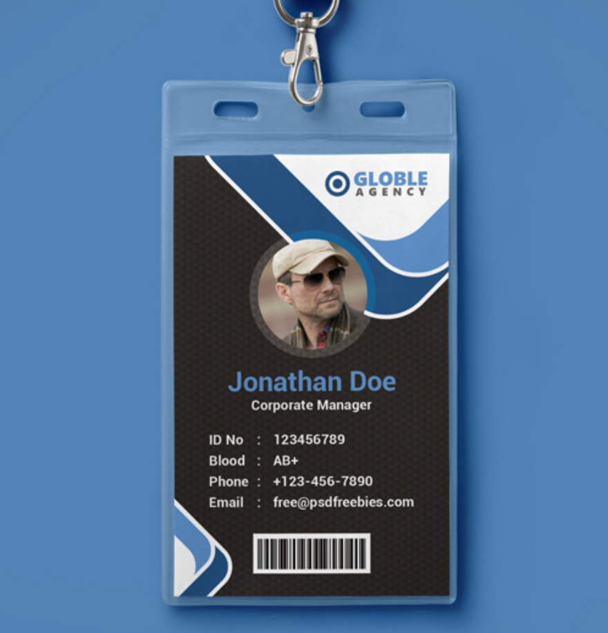 multipurpose-office-id-card-design-template