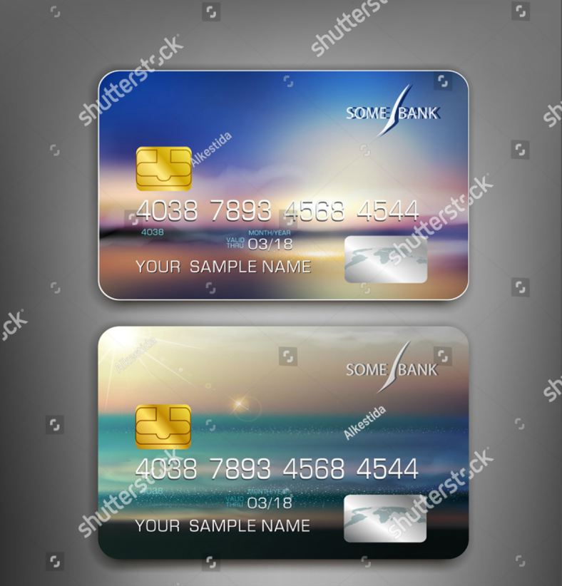photorealistic-debit-card-design