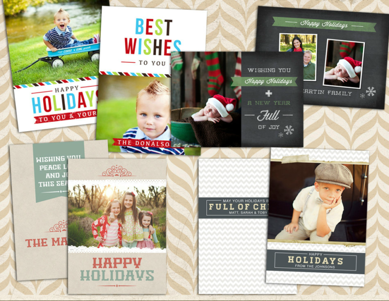 playful-holiday-card-template-set