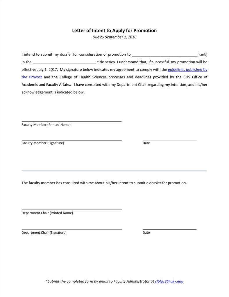 policy for letter of intent 31 788x1019
