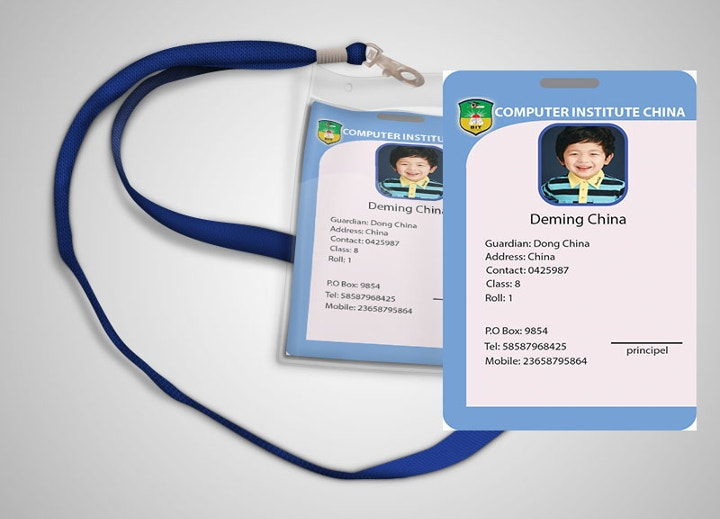 Professional Student ID Card