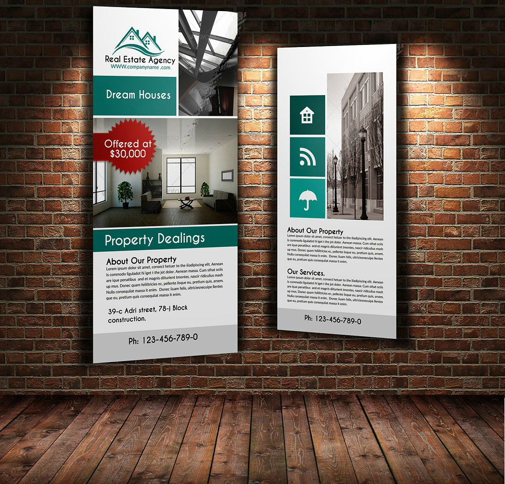 real-estate-rack-card-template