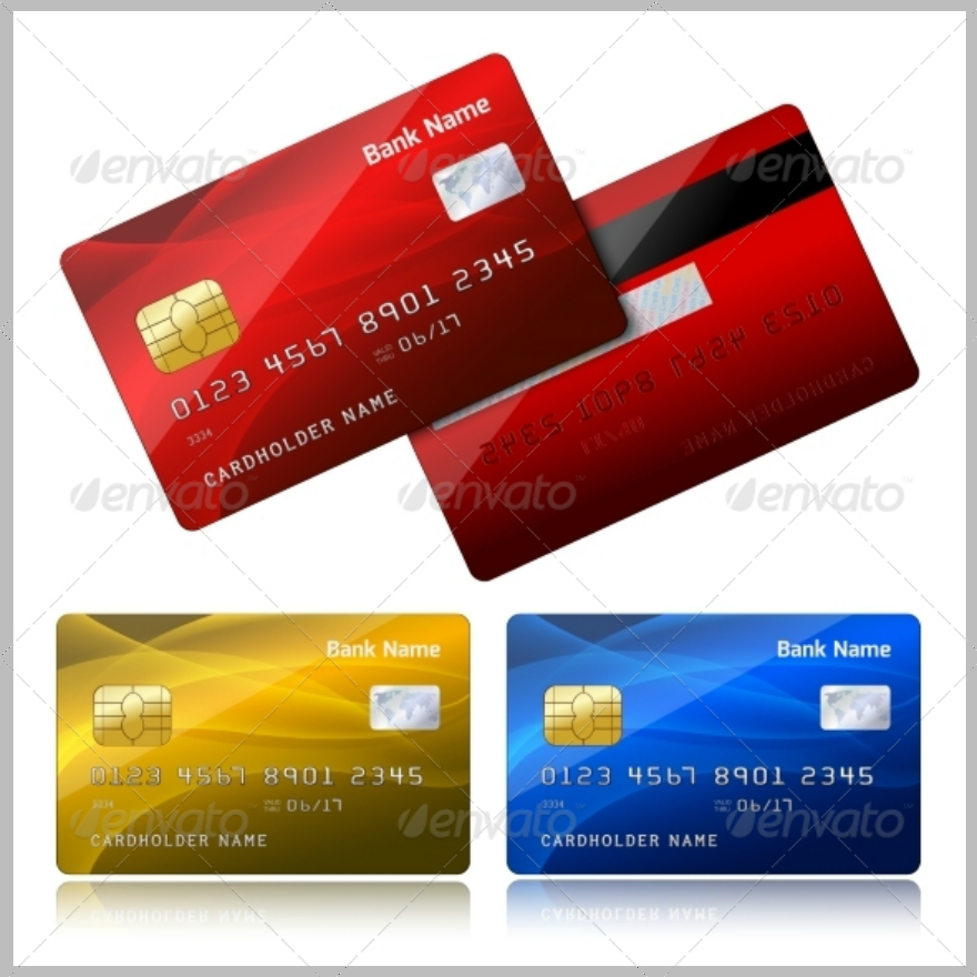 realistic-credit-card-design-template