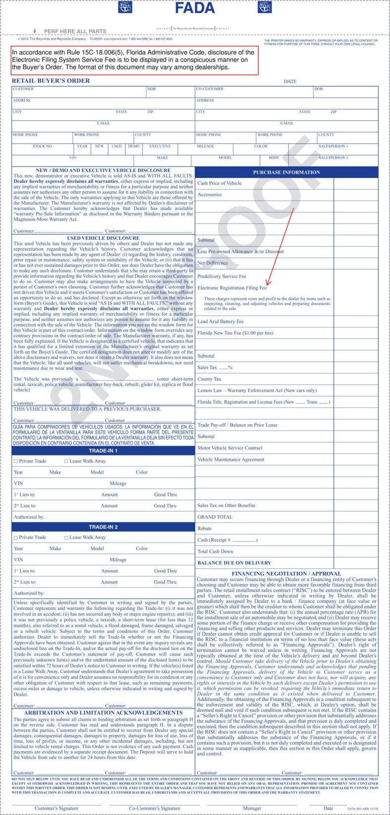 9  retail order form templates no   free word  pdf  excel
