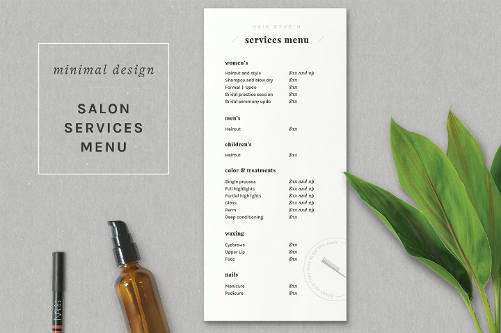 salon-price-list-in-design-rack-card-template