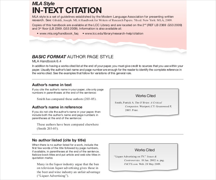 Mla Quote Citation: Essay Lab How To Write A Good Essay For The SAT, Mla