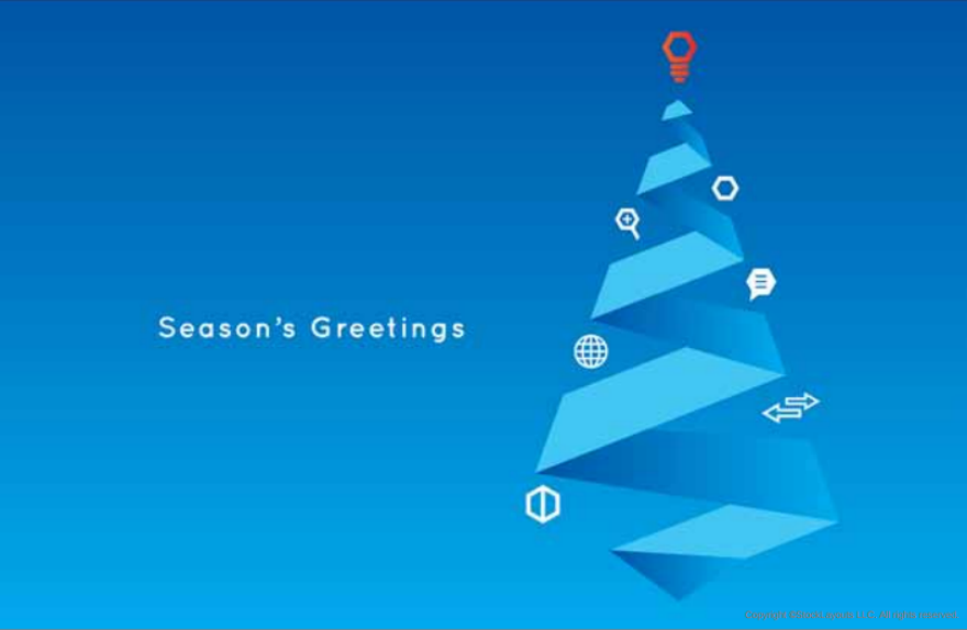 seasons greetings free card design