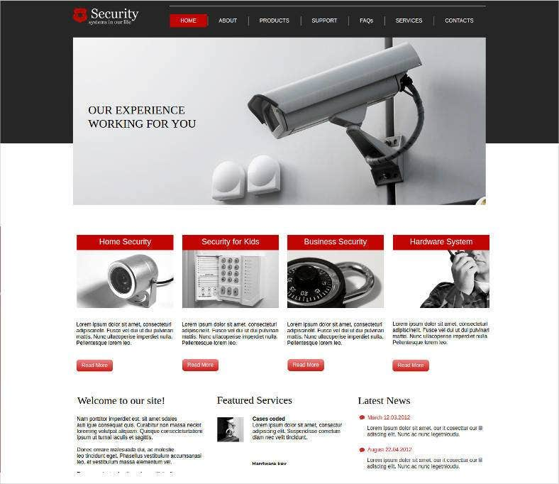 security and video systems template 788x682