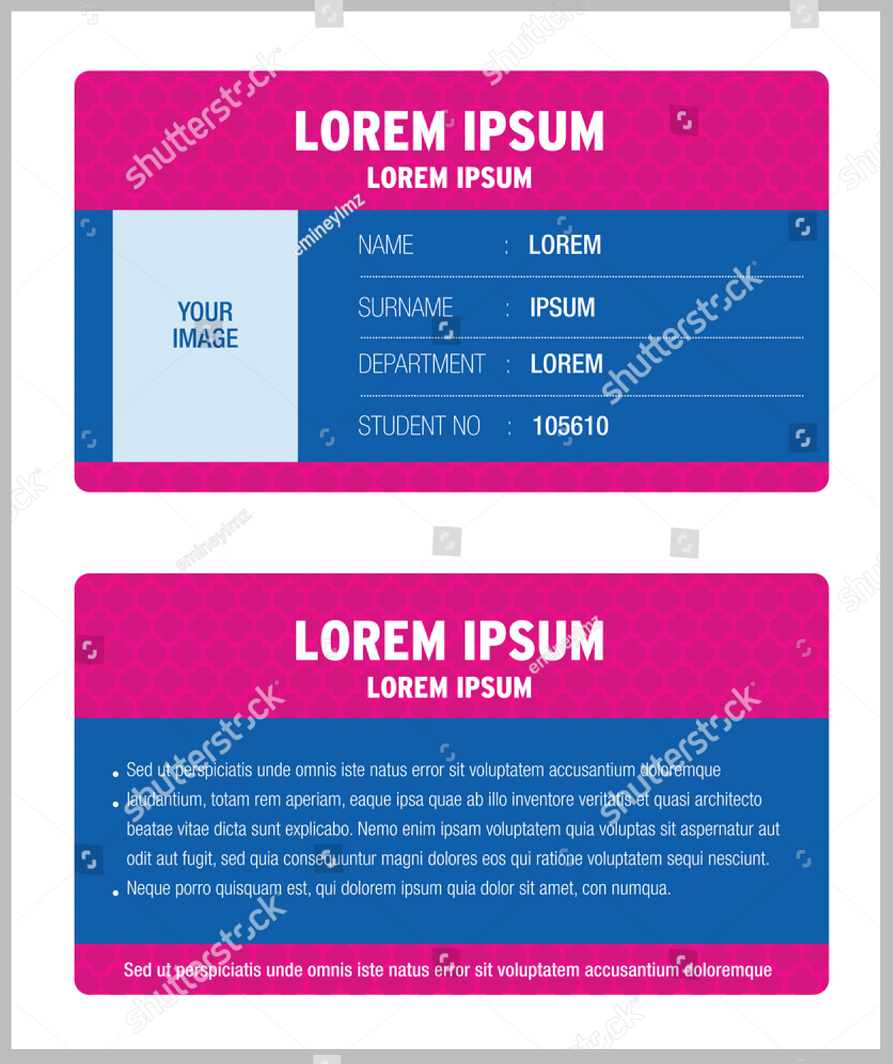 student-card-template