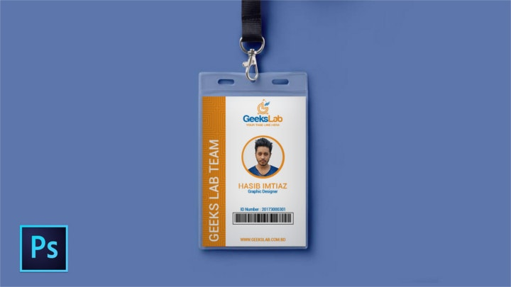 student id card design2
