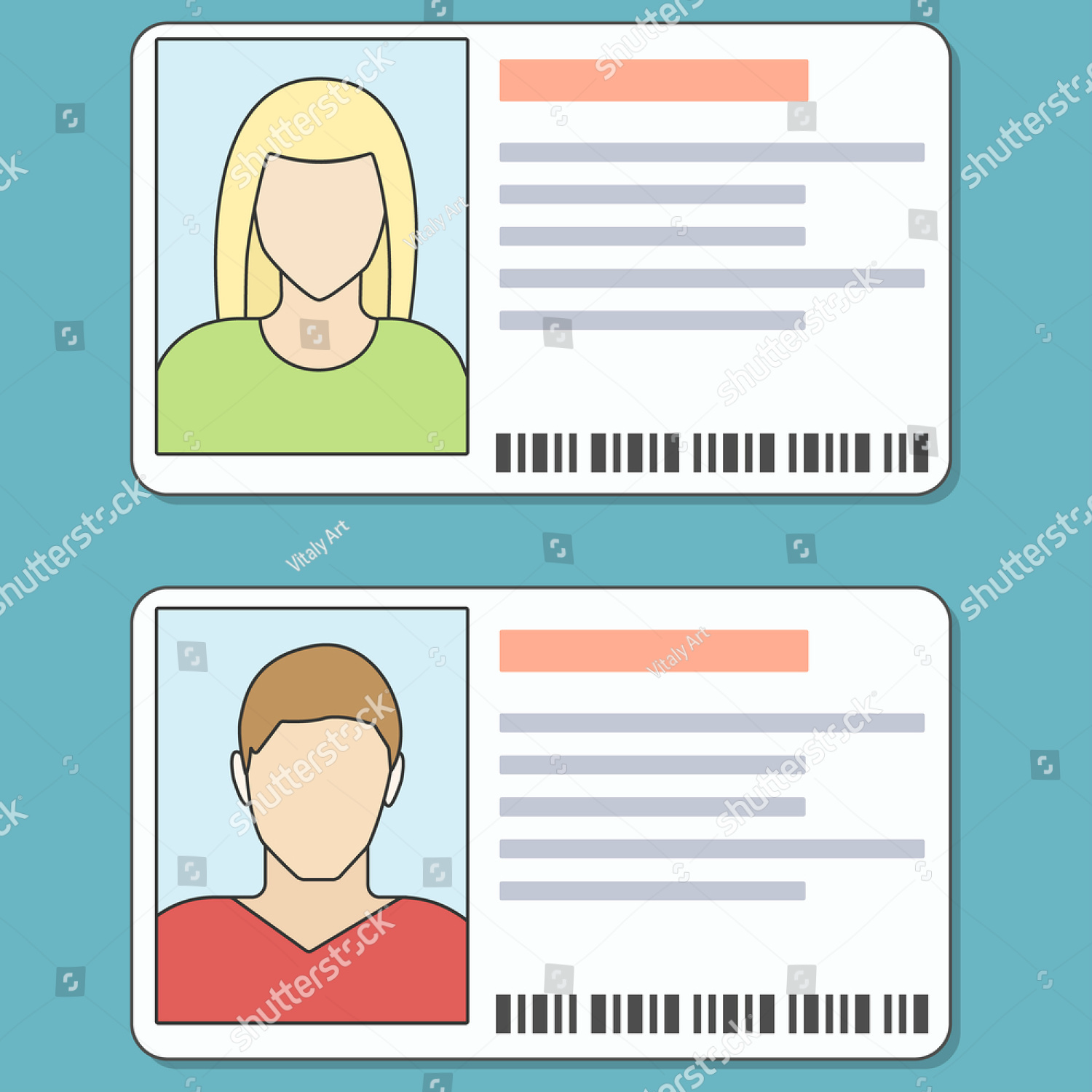 10 student card templates editable psd ai vector eps format download free premium templates for Postcard template ai