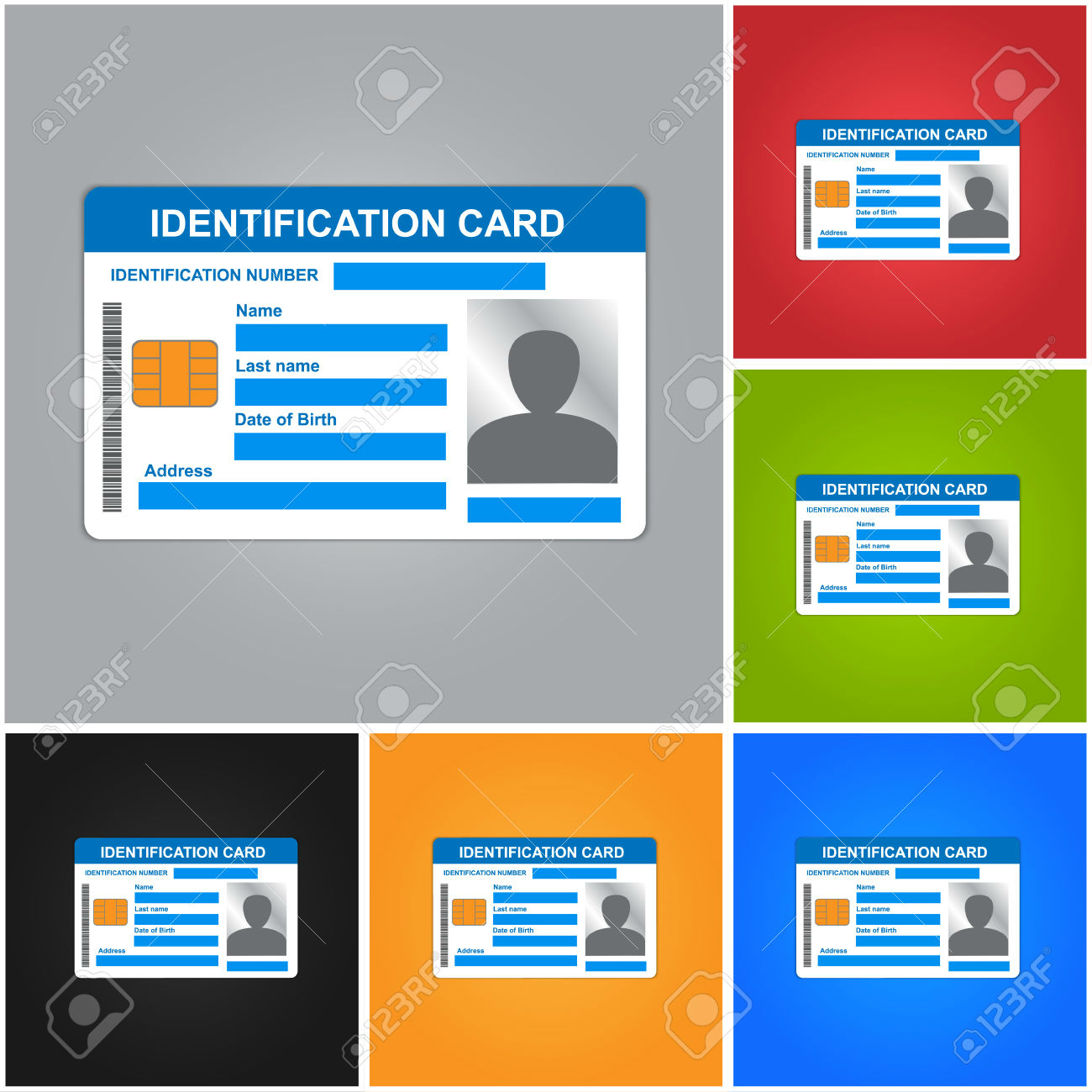 Isic card template choice image template design ideas for Isic card template