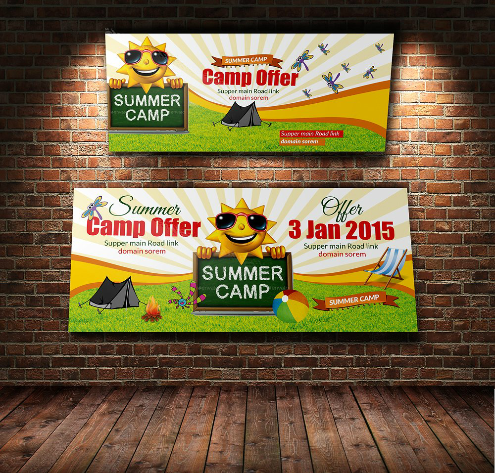 summer-camp-rack-card-template