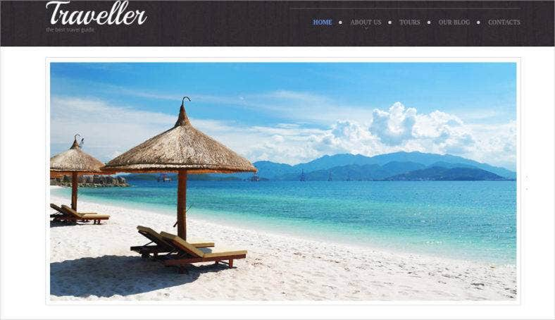 travel agency website theme 788x454