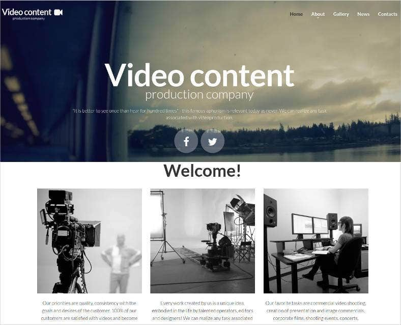 video lab responsive motocms theme 788x638