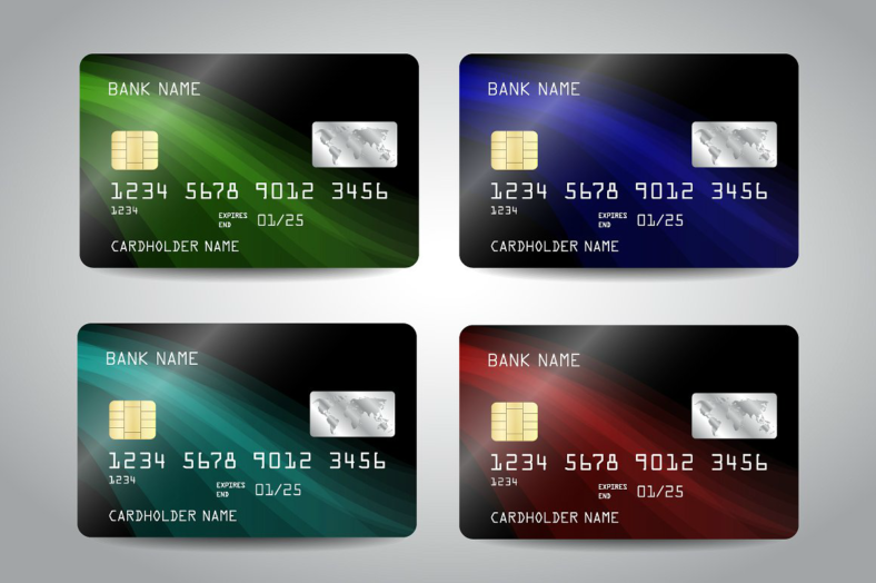 wavy-design-debit-card-templates