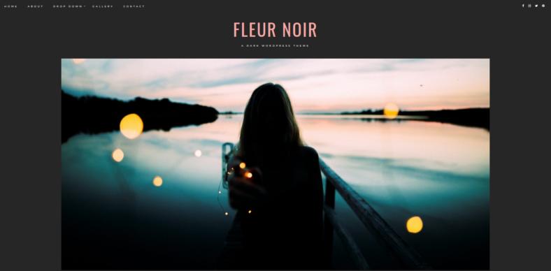 fleurnoir
