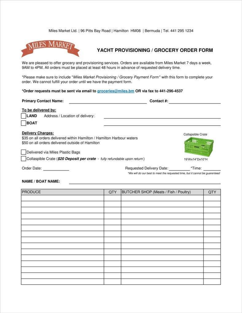 miles market provisioning order form 1 788x1019