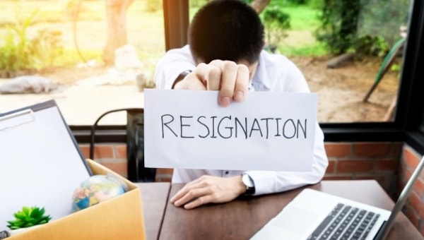 personal resignation letter