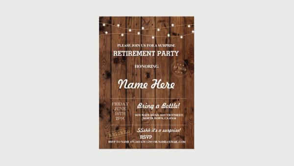 retirementinvitation