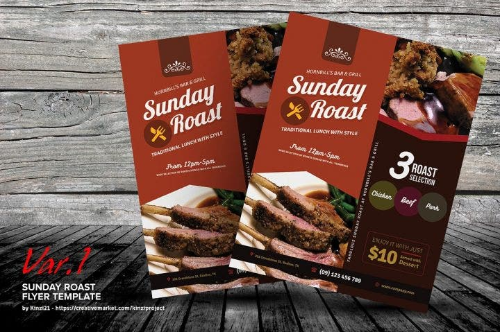 01_creative-market-sunday-roast-flyer-templates-kinzi21