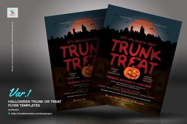 02_creative market halloween trunk or treat flyer templates kinzi 21  e1508924007139