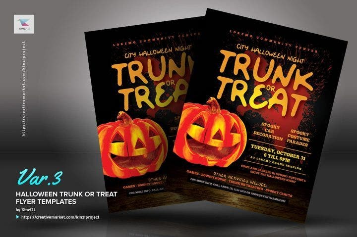 8+ Halloween Pumpkin Templates - PSD, Vector EPS, AI ...