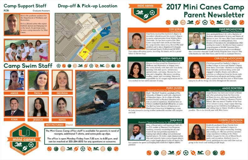 2017 camp newsletter 1 788x510
