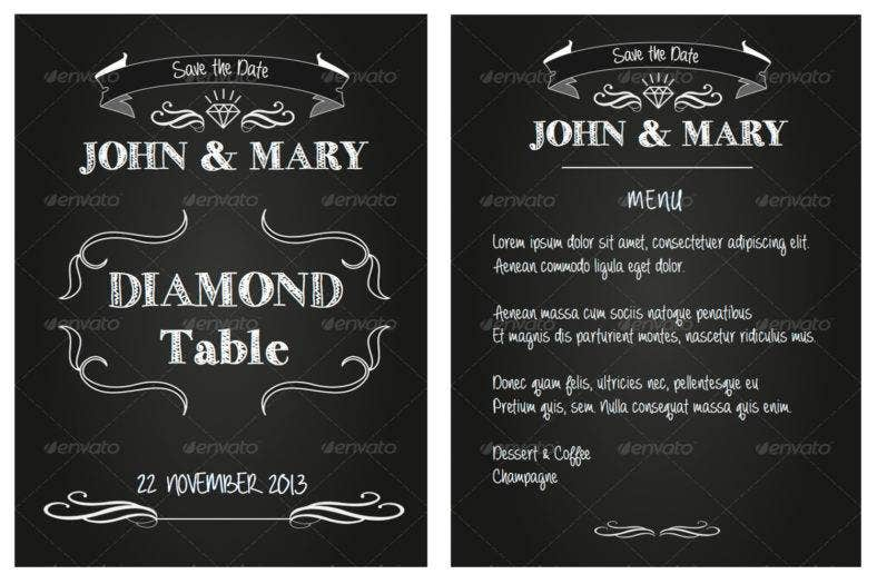 black-white-wedding-cards