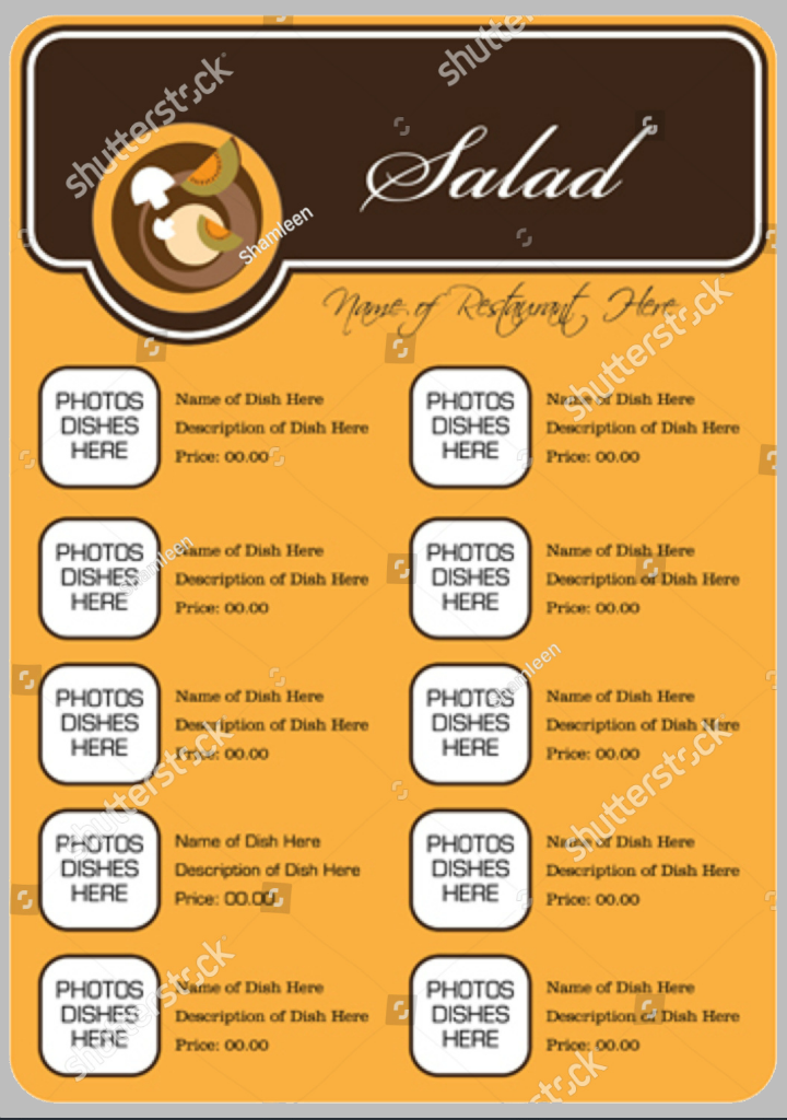 blank-salad-bar-menu-design