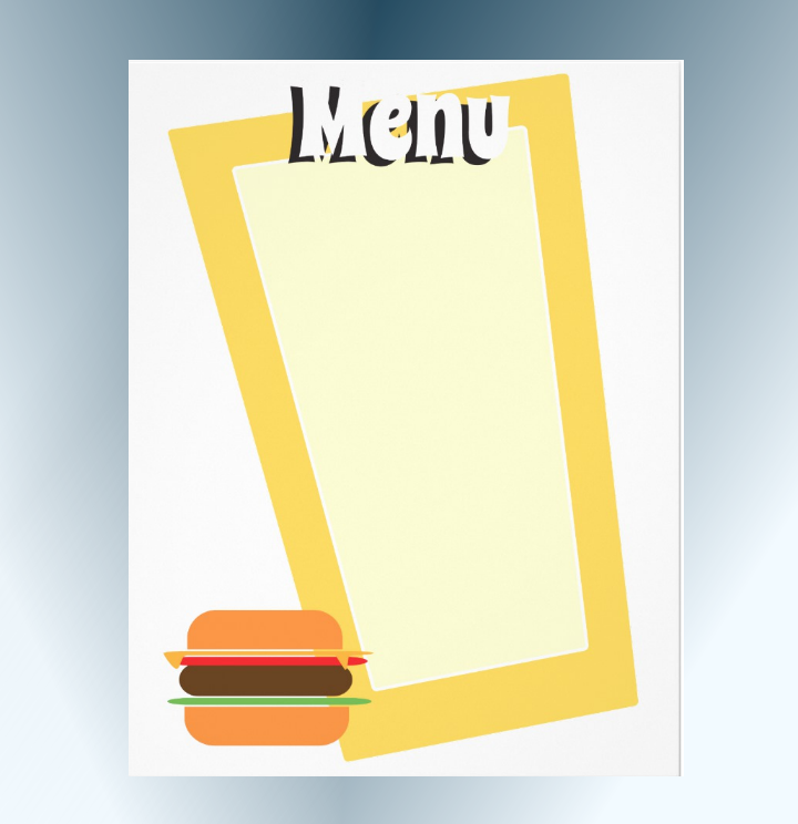 burger-themed-blank-menu-template