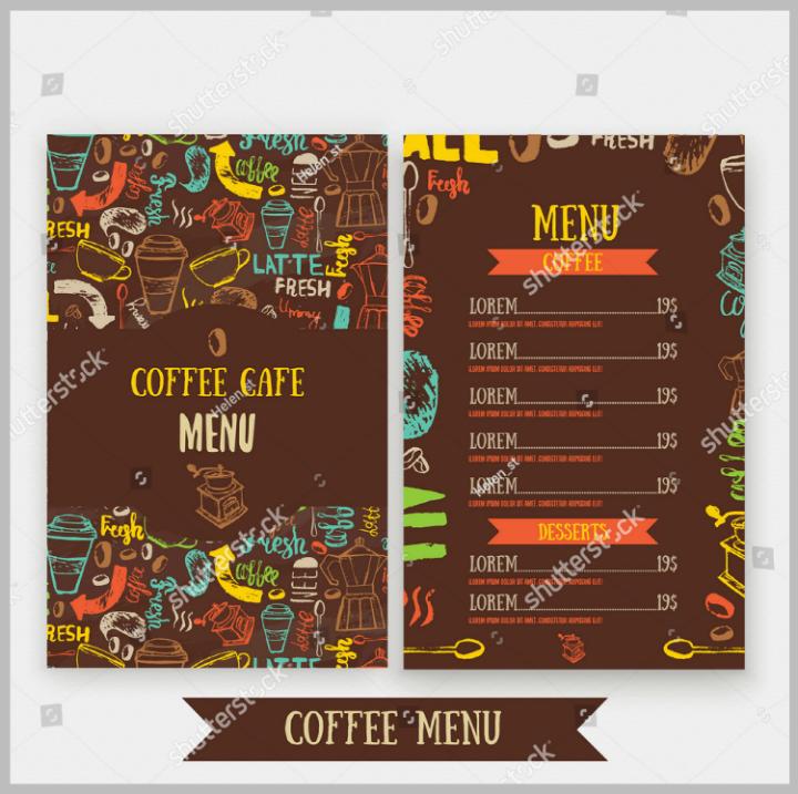 cafe-blank-menu-template