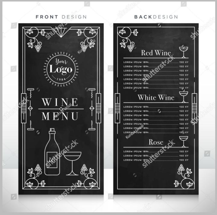 chalkboard-wine-menu-design
