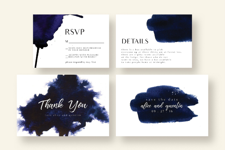 chic-indigo-ink-wedding-suite-with-rsvp-card-template